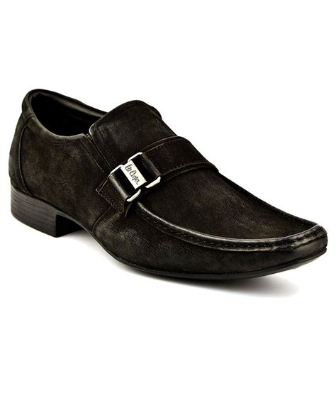 cooper shoes cooper black casual shoes price in india buy