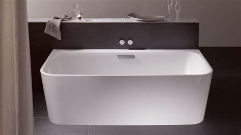 badewanne freistehend an wand designline bad produkte betteart i und iv v