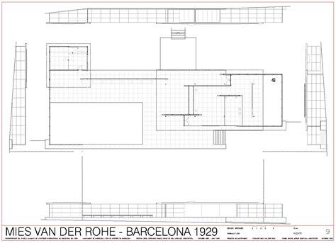 barcelona pavilion floor plan architecture as aesthetics barcelona pavilion