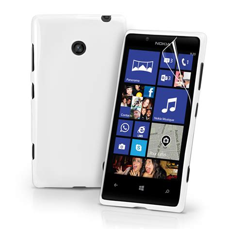 grip gel tpu cover for nokia lumia 520 screen