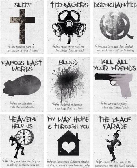 Welcome Some Blood To Style by My Chemical Lyrics Black Parade The Black Parade