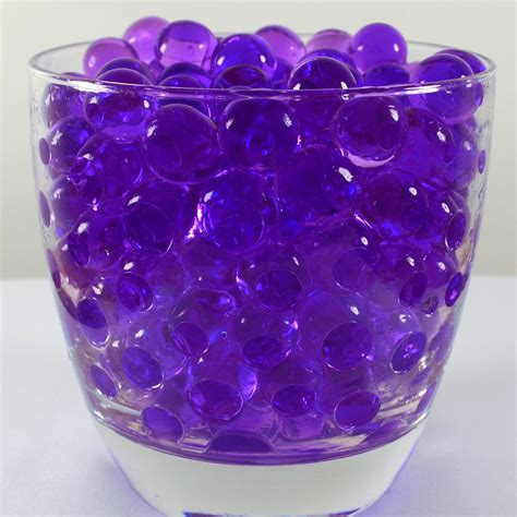 Water Pearls For Vases by 120g Soil Water Balls Jelly Gel Home Table