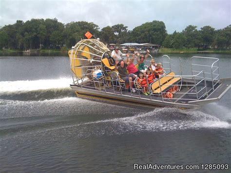 boat rides in florida tom jerry s airboat rides lake panasoffkee florida