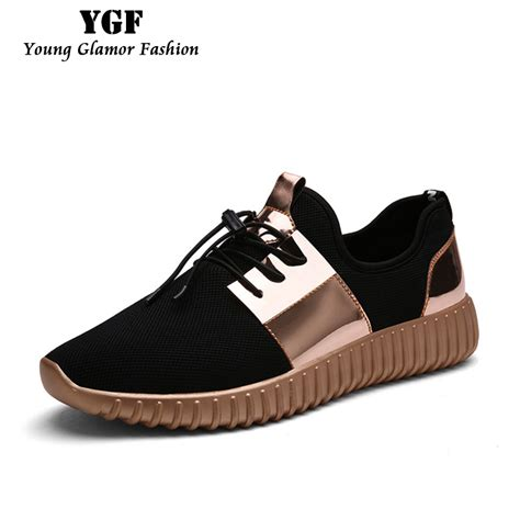 buy wholesale gold sneakers shoes from china gold