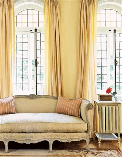curtains for yellow walls 4 cream brown color schemes room decorating ideas
