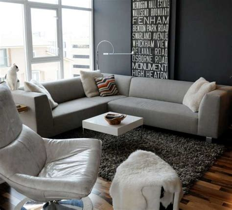 small grey livin living room grey with small white coffee table ideas