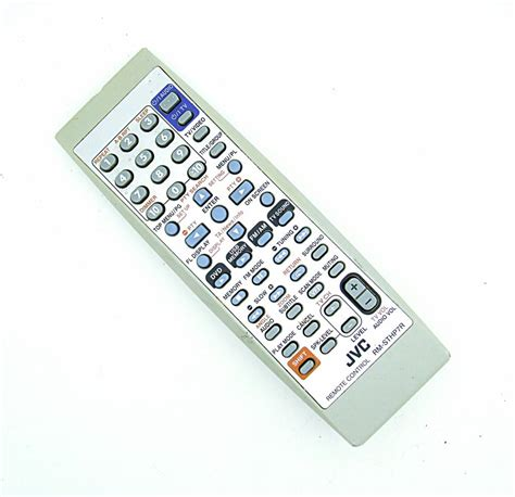 original jvc rm sthp7r dvd tv remote onlineshop