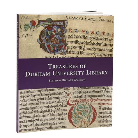 Durham College Letterhead treasures of durham library at durham
