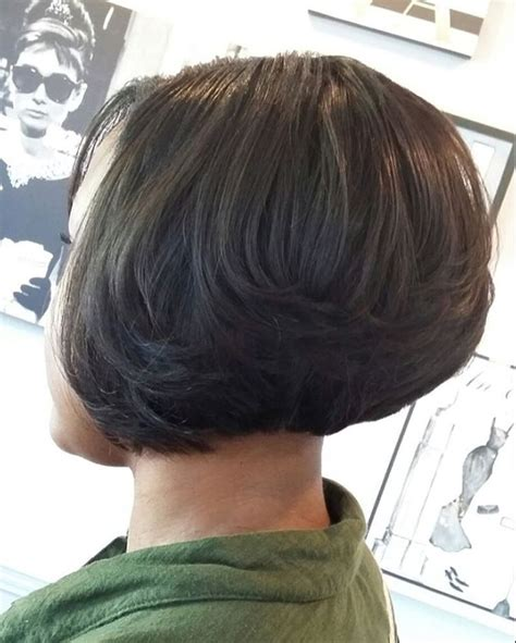 layered bob style sewins the 25 best ideas about short sew in hairstyles on