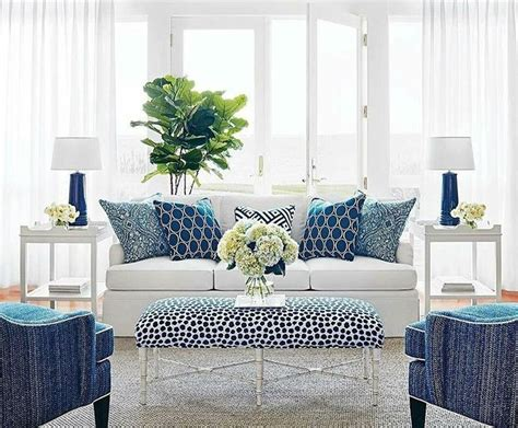 Living Room Fabrics by Best 25 Blue Fabric Ideas On For You Blue