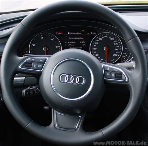 Lenkrad Audi A4 by A4 Neues Lenkrad Audi A4 Facelift Audi A4 B8 204093327