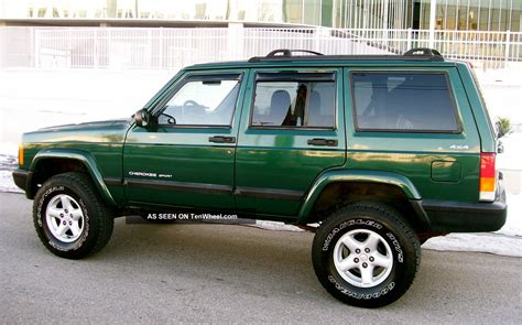2001 jeep sport lifted 2001 jeep 4x4 sport 4 0 lifted quot service records
