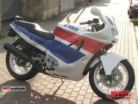 1990 honda cbr 600 honda cbr 600 f 1990 specs and photos