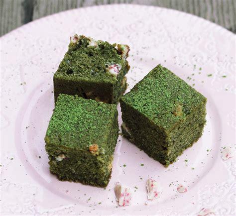 Freezy Browniezz Brownies Pasir Green Tea matcha chocolate brownies recipe japan centre