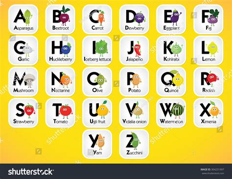 College With Letter Z royalty free alphabet for with fruits