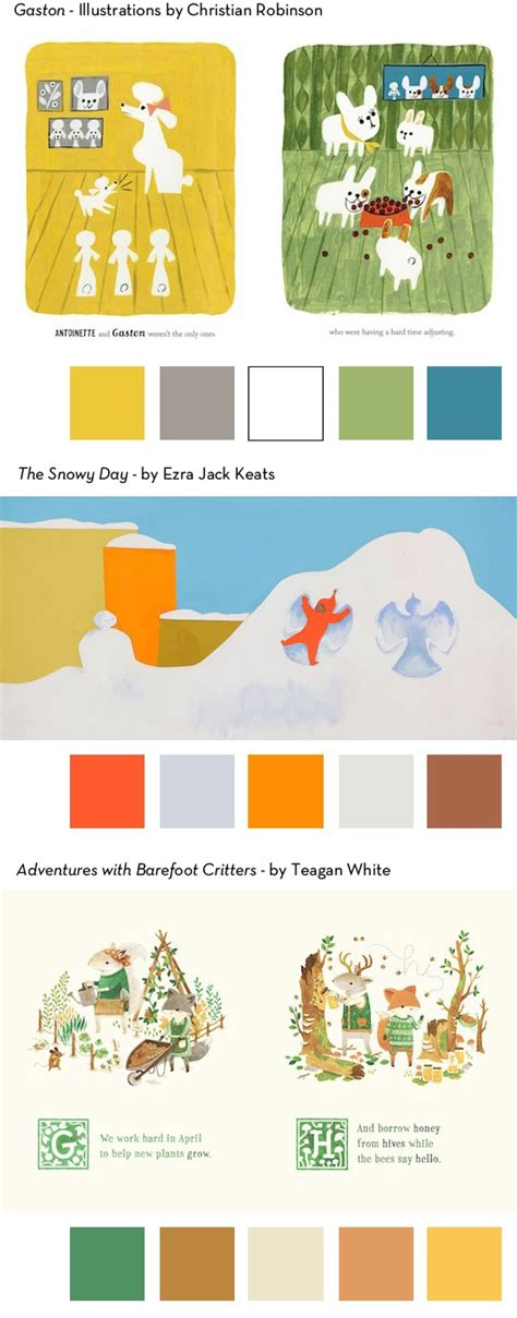 children s books about colors inspiration children s book color chips and palettes