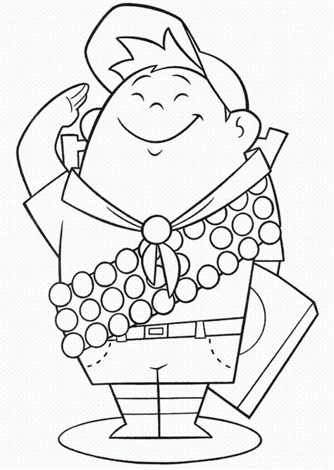up house coloring page up house coloring pages