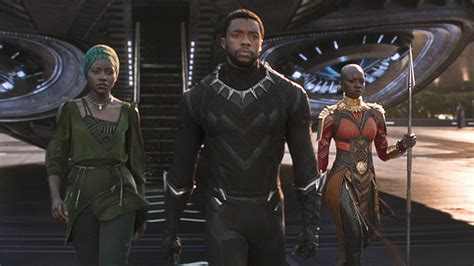 marvel film opening marvel s black panther knows the way to smash opening