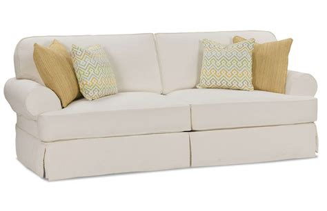 slipcovered sleeper sofas slipcover sleeper sofa baldwin sofa from ballard designs