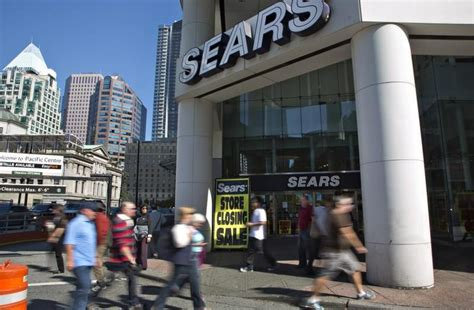 sears canada to refund finish work after collapse of