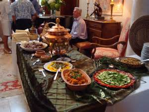 Moroccan Buffet Table Events At Select Service Moroccan Themed Buffet From