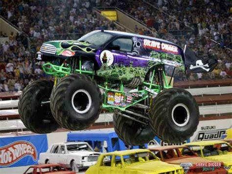 monster truck show okc grave digger hhr chevy hhr network