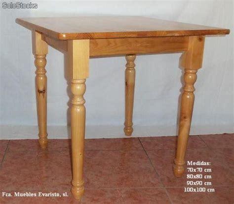 mesa de madera pino  restaurantes  bares hosteleria