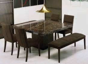 Dining Table Photo Gallery Amazing Brown Dining Table Decosee