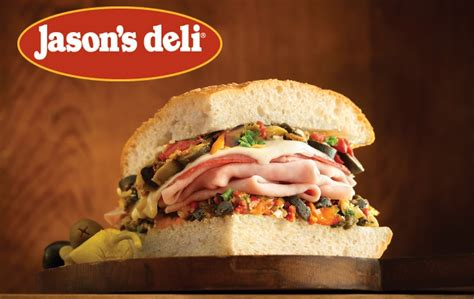 Jason S Deli Gift Card Discount - discounts deals 4 military jason s deli 10 military discount