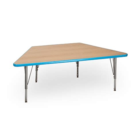 classroom layout with trapezoid tables trapezoid activity table classrooms tables smith system