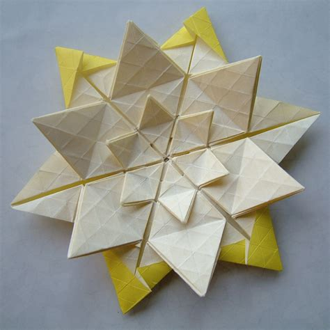 Twist 2 1 Origami Tessellations