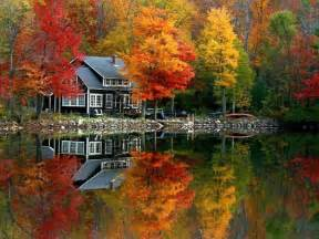 fall house fall fantasy every imaginable color from god s