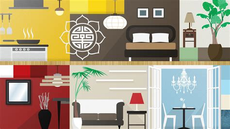 infographic a room by room guide to feng shui your home