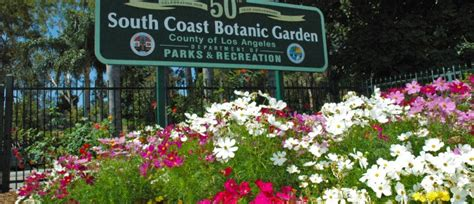 South Coast Botanical Garden by Innovative South Coast Botanical Gardens Botanical Garden