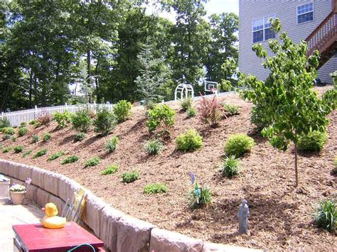 landscape design for hill image detail for how to landscape a hill that you can t
