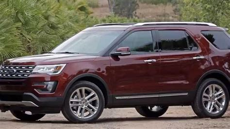 2016 Ford Explorer Vs 2016 Land Rover Range Rover Sport
