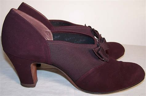1940s shoes a growing collection of shoes from the forties click on