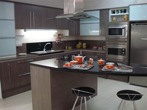 Galerry cozinha americana moderna tom claro