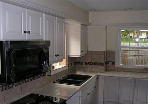Thermo Foil Custom Kitchen Cabinets Kc Wood | thermo foil custom kitchen cabinets kc wood