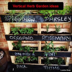 How To Build A Vertical Herb Garden 20 Beautiful Diy Vertical Herb Garden Ideas 2015