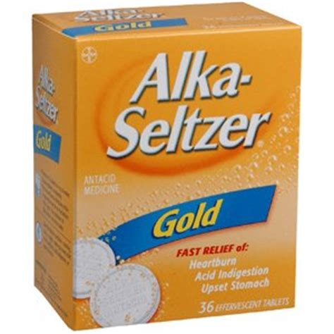 Alka Seltzer Gold Detox alka seltzer gold 36tb bayer corporation