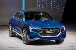 Audi Q6 Audi Q6 Hydrogen Fuel Cell Suv May Debut At The 2016 Naias
