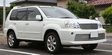 nissan indonesia 2007 nissan x trail 2 5 related infomation specifications