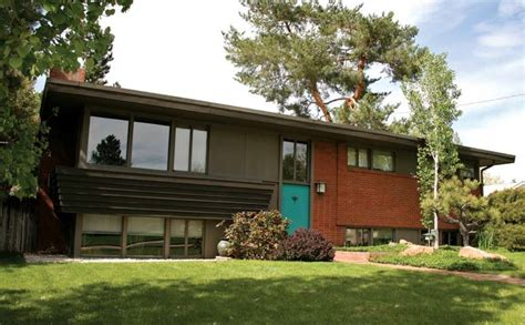 arapahoe house mid century modern at arapahoe acres in englewood colorado old house restoration