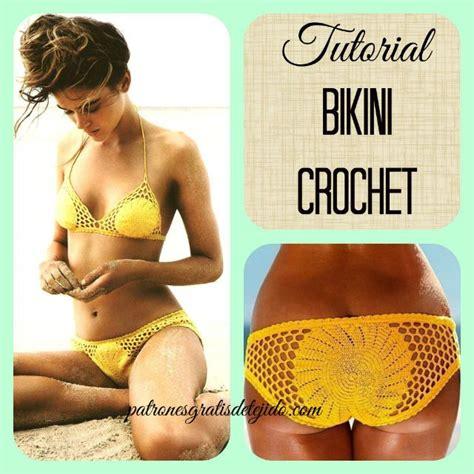 aprende a tejer blusas a crochet paso a paso learn knit easy crochet 17 best images about crochet bikini free pattern on