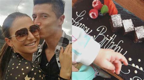 anna lewandowska i robert lewandowski wywiad anna lewandowska świętuje urodziny pokazała rodzinne