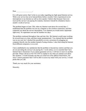 Complaint Letter Of Mobile Phone complaint letter for mobile company 28 images writing
