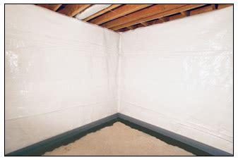 187 wall vapor barrier trotter company