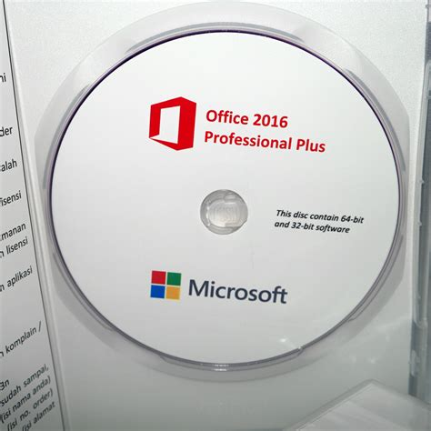 Office 2016 Professional Plus Original Genuine Office Pro Plus jual office 2016 professional plus lisensi original dvd