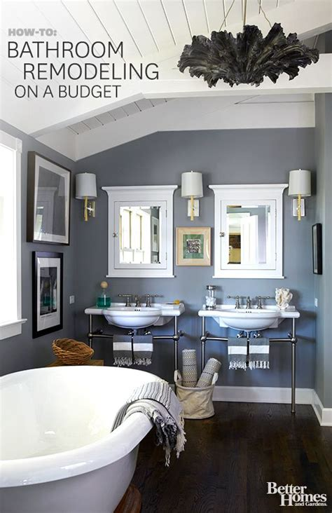 how to start a bathroom remodel start with these bathroom remodeling ideas to transform